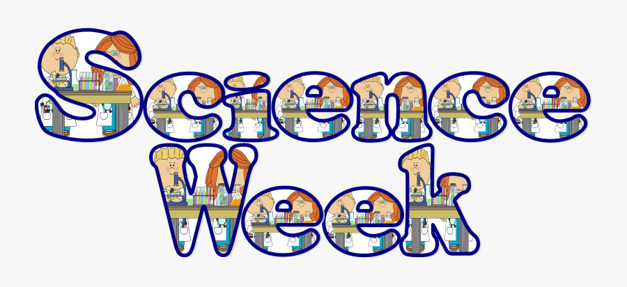 English Clipart Week - Science Week Clipart, Transparent Clipart