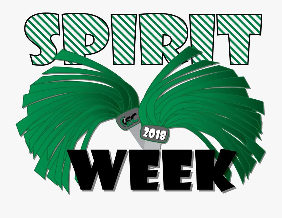 Spirit Week And Homecoming - Spirit Week Grade Wars Clip Art, Transparent Clipart