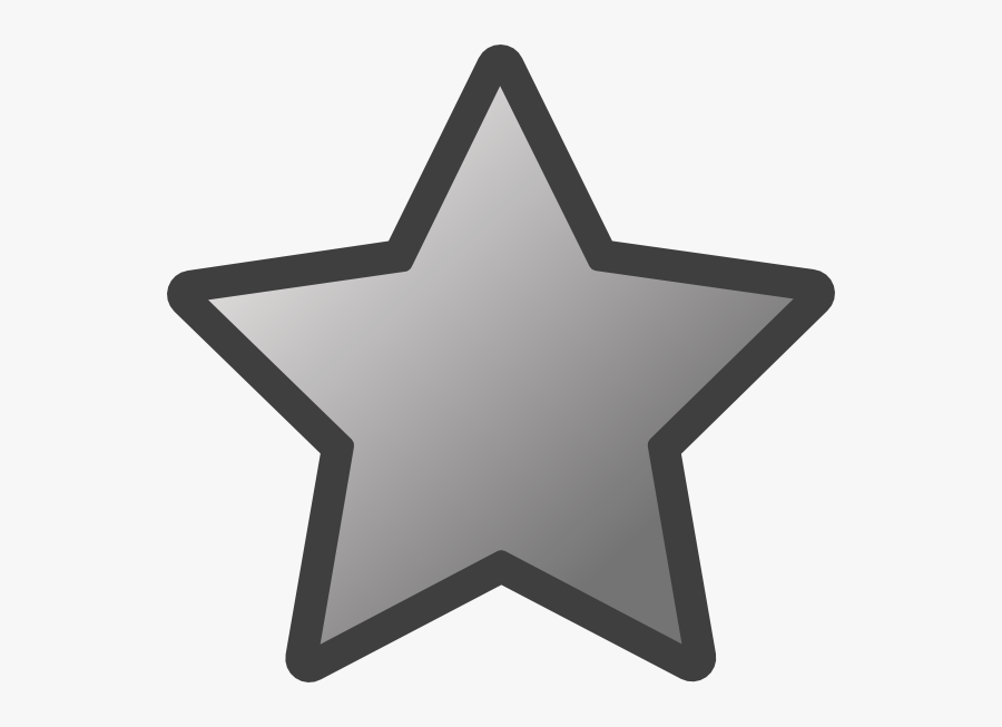 Star Clipart Clker Com - Star Clip Art, Transparent Clipart