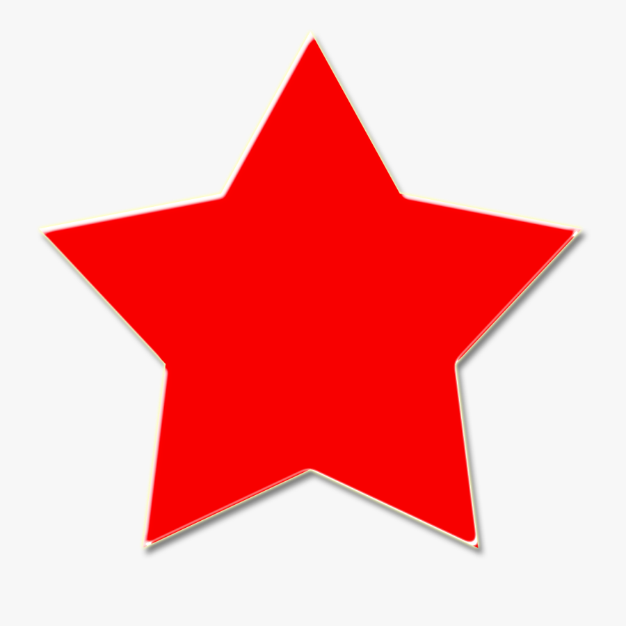 Red Star, The Teacher Sneak Peek Many Bies - Small Blue Star Icon, Transparent Clipart