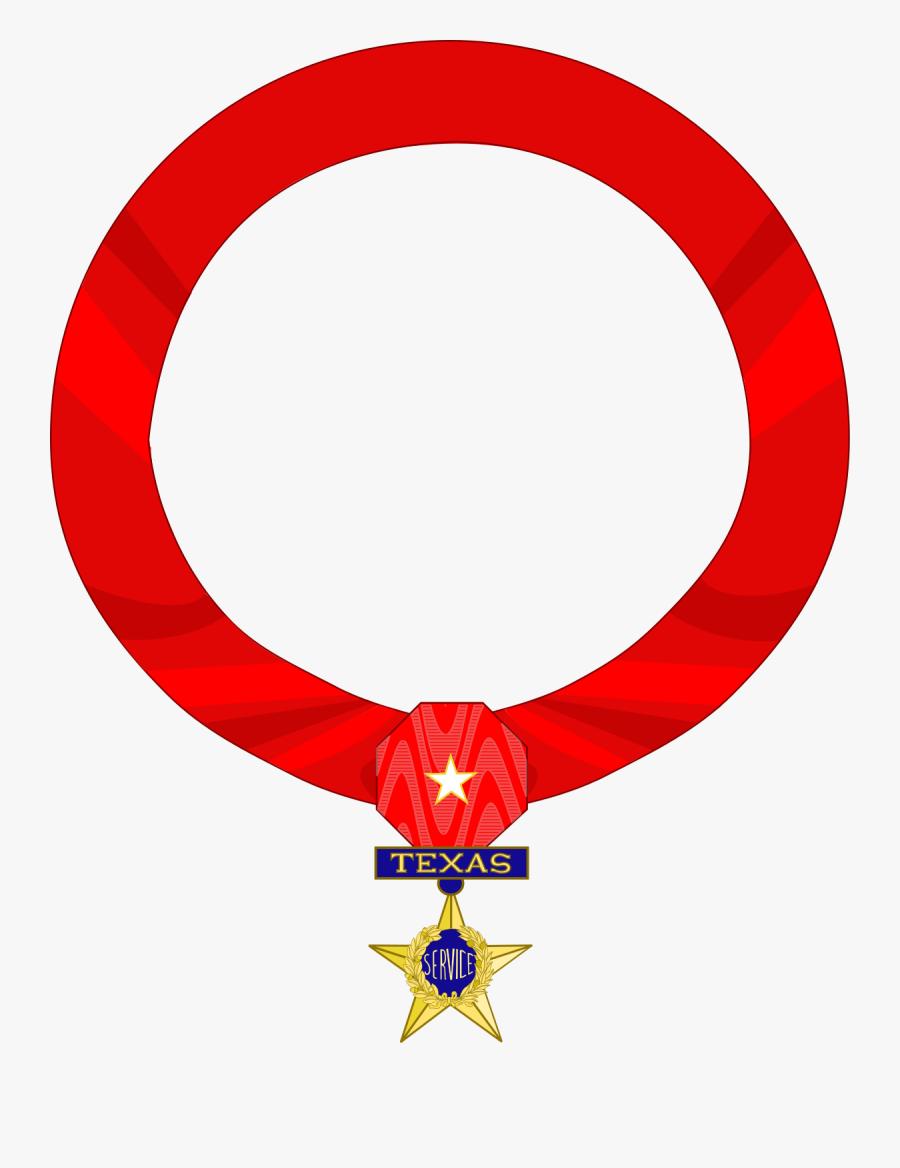 Transparent Purple Heart Medal Png - Circle, Transparent Clipart