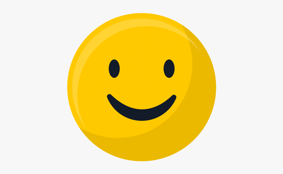 Emoji Laugh Png - Smile Emoji Png Download, Transparent Clipart