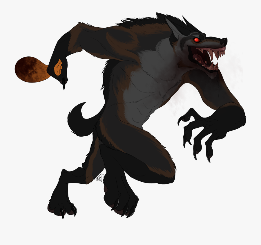 Scary Monster Png - Transparent Creepy Monster Png, Transparent Clipart