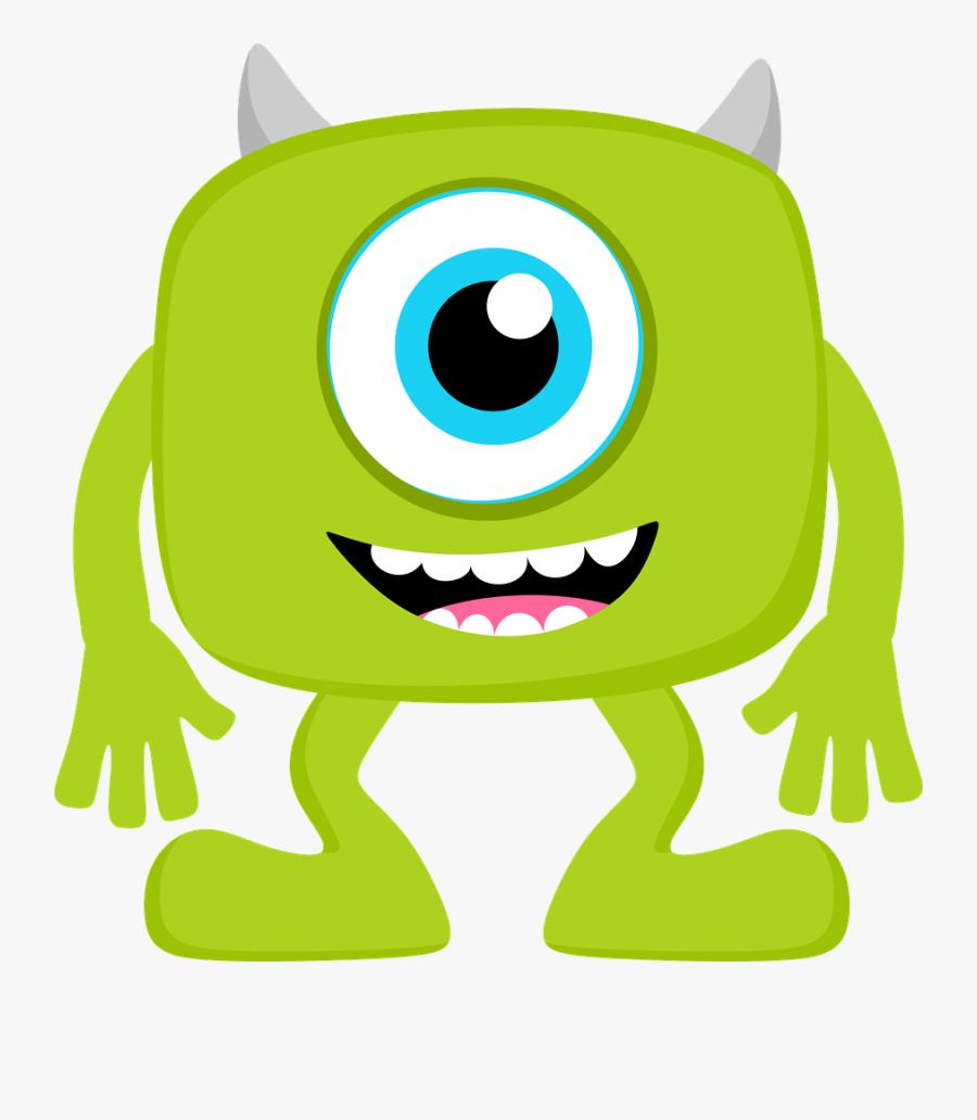 - Monster Inc Personajes Animados - Monster Inc Bebes Png, Transparent Clipart