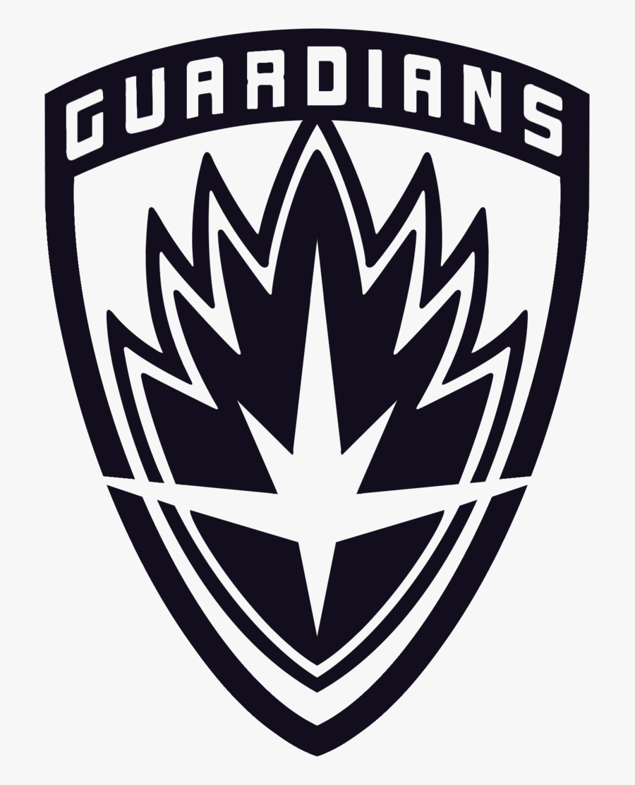 Image Result For Guardians Of The Galaxy Logo - Guardians Of The Galaxy Symbol Marvel, Transparent Clipart