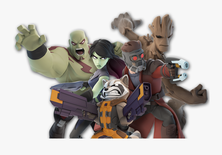 Guardians Of The Galaxy Png Hd - Disney Infinity Avengers Infinity War, Transparent Clipart