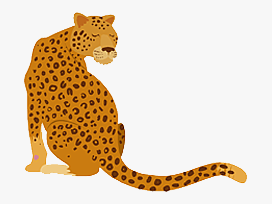 Leopard Cant Change Its Spots Clipart , Png Download - Idiom A Leopard Can T Change Its Spots, Transparent Clipart