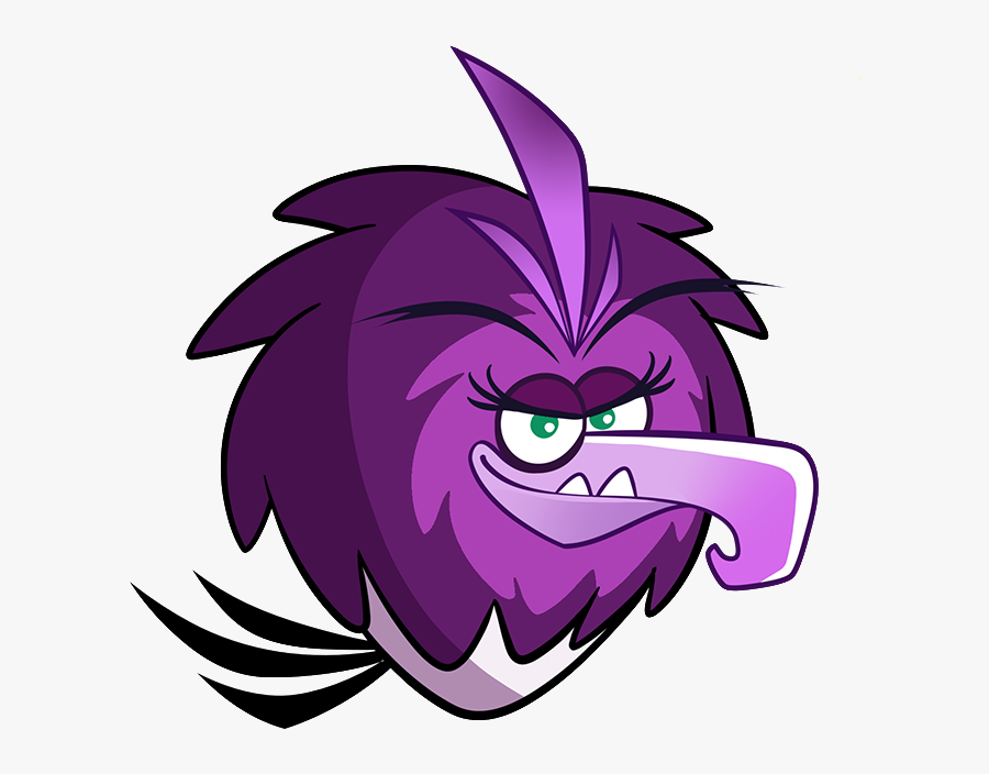 Angry Birds Wiki Angry Birds 2 Zeta Free Transparent Clipart