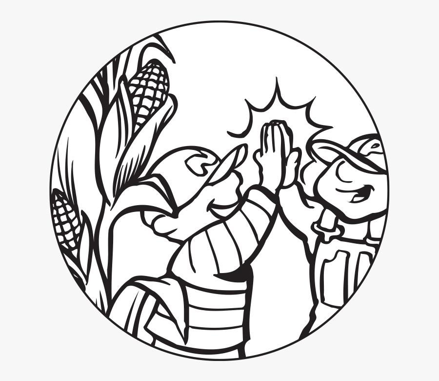 Oats Drawing Agricultural Revolution Frames Illustrations - Illustration, Transparent Clipart