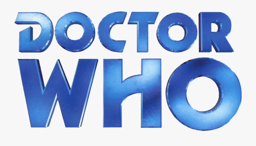 Paul Mcgann Logo Without White Flash - Doctor Who Tv Movie Logo, Transparent Clipart