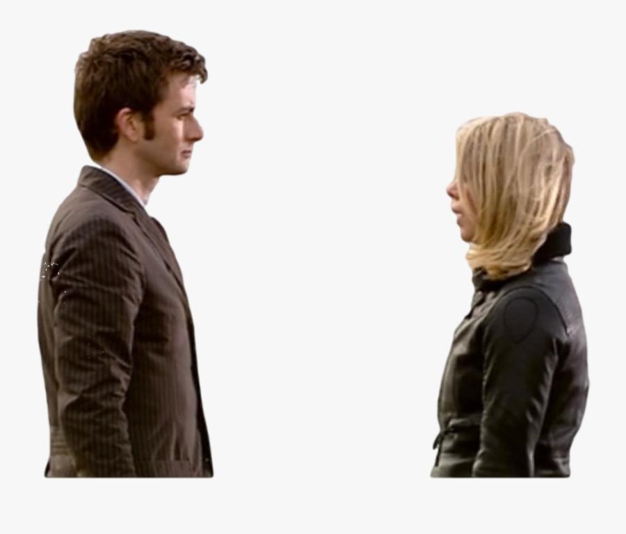Transparent Rose Tyler Png - Doctor Who Doomsday, Transparent Clipart