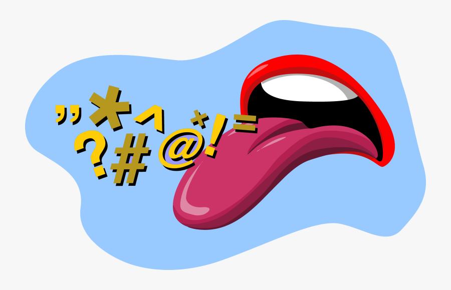 Quiet Mouth Clipart, Transparent Clipart