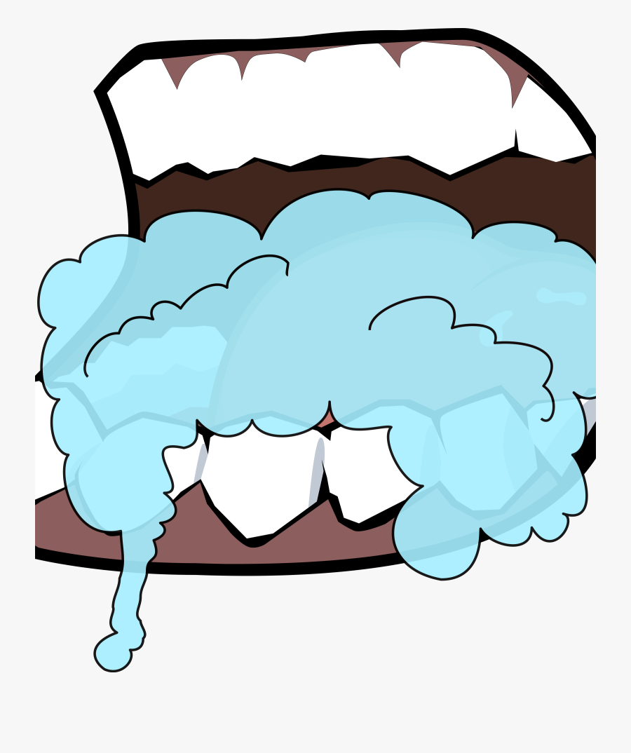 Mouth Eating Clipart, Transparent Clipart