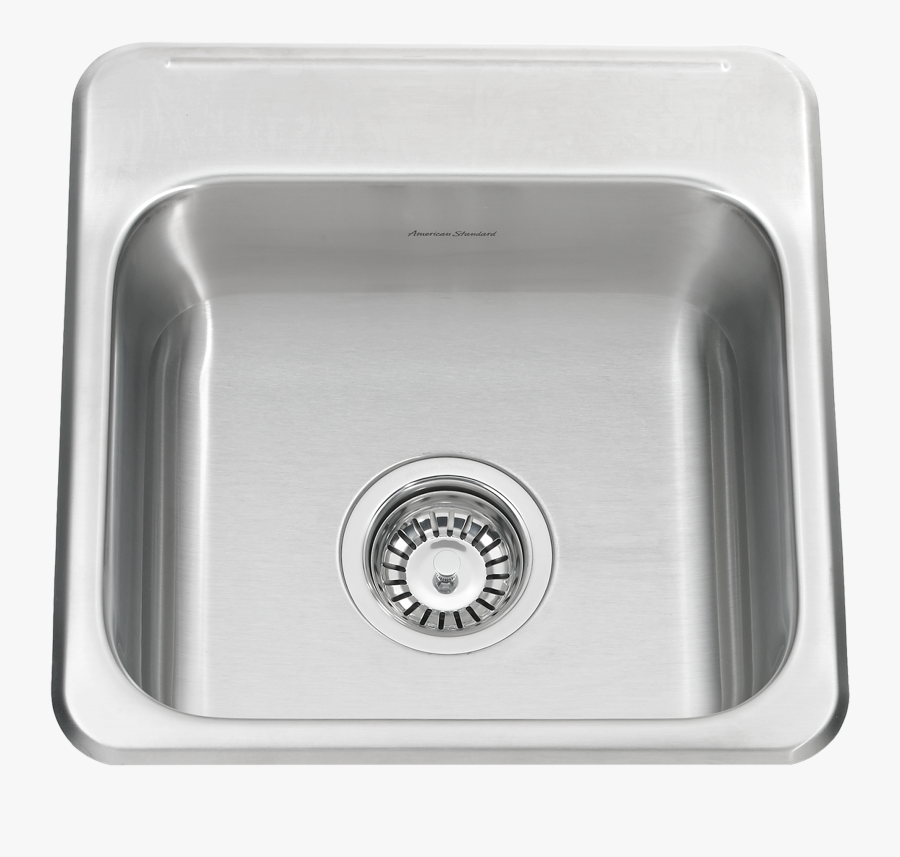 18 15 Stainless Sink, Transparent Clipart