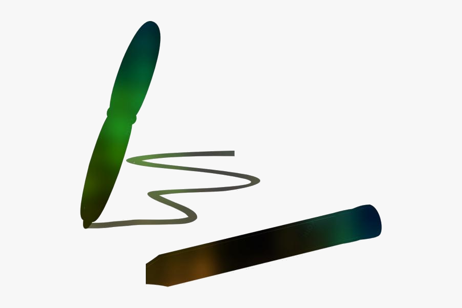Pen And Paper Png Transparent Images - Knife, Transparent Clipart