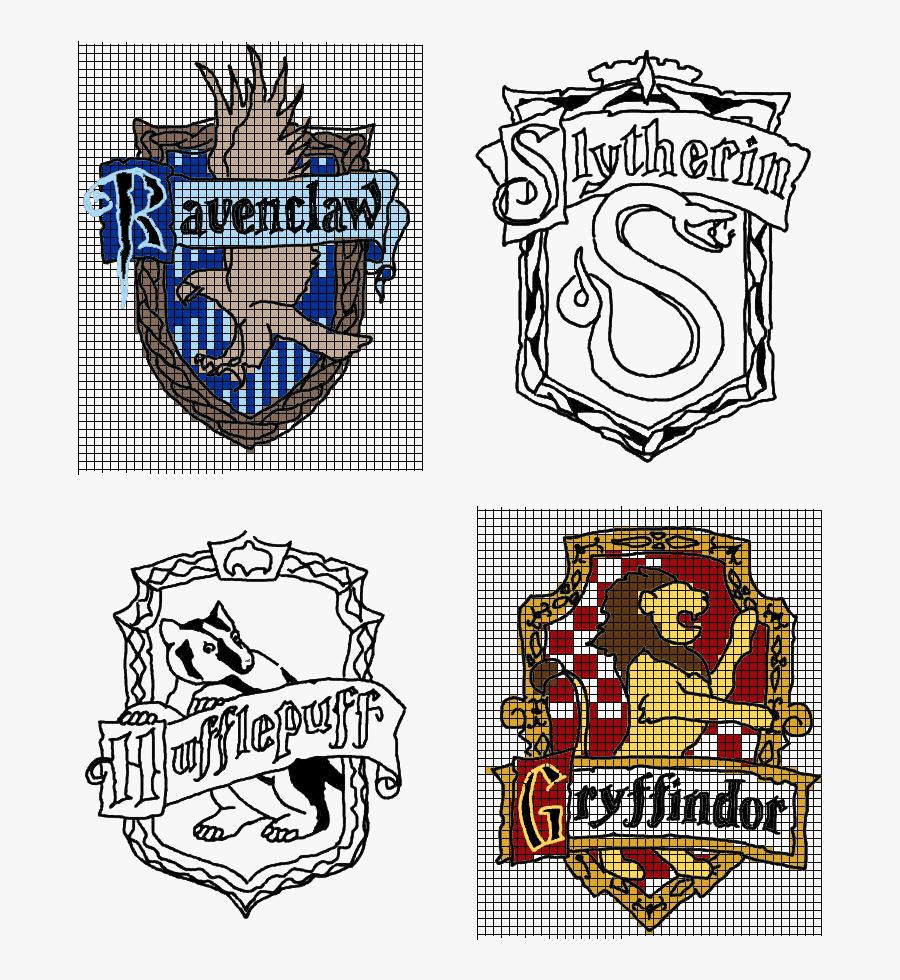 Transparent Harry Potter Scarf Clipart - Harry Potter Free Colouring Pages, Transparent Clipart