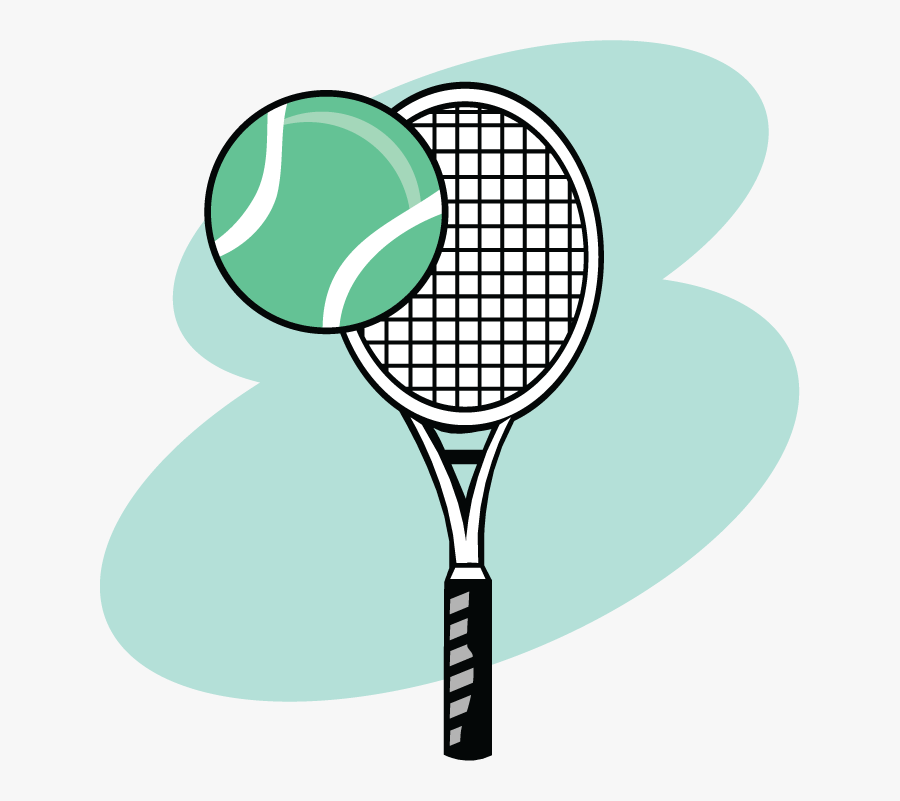 Ar10 Tennis 01 Rq Clipart , Png Download - Table Tennis Racket, Transparent Clipart