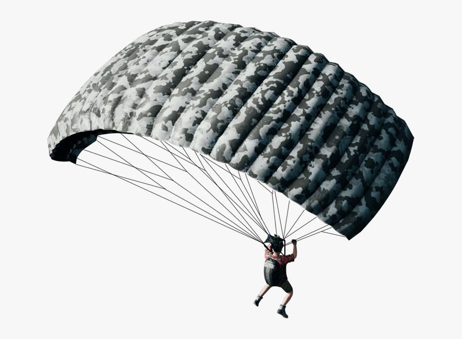 Transparent Parachute Png - Pubg Png, Transparent Clipart