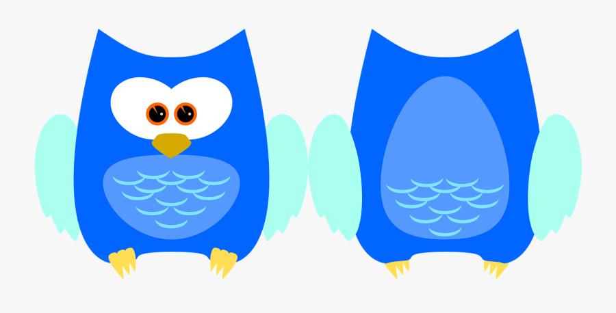 การ์ตูน นก น่า รัก ๆ Clipart , Png Download - การ์ตูน นก ฮูก น่า รัก, Transparent Clipart