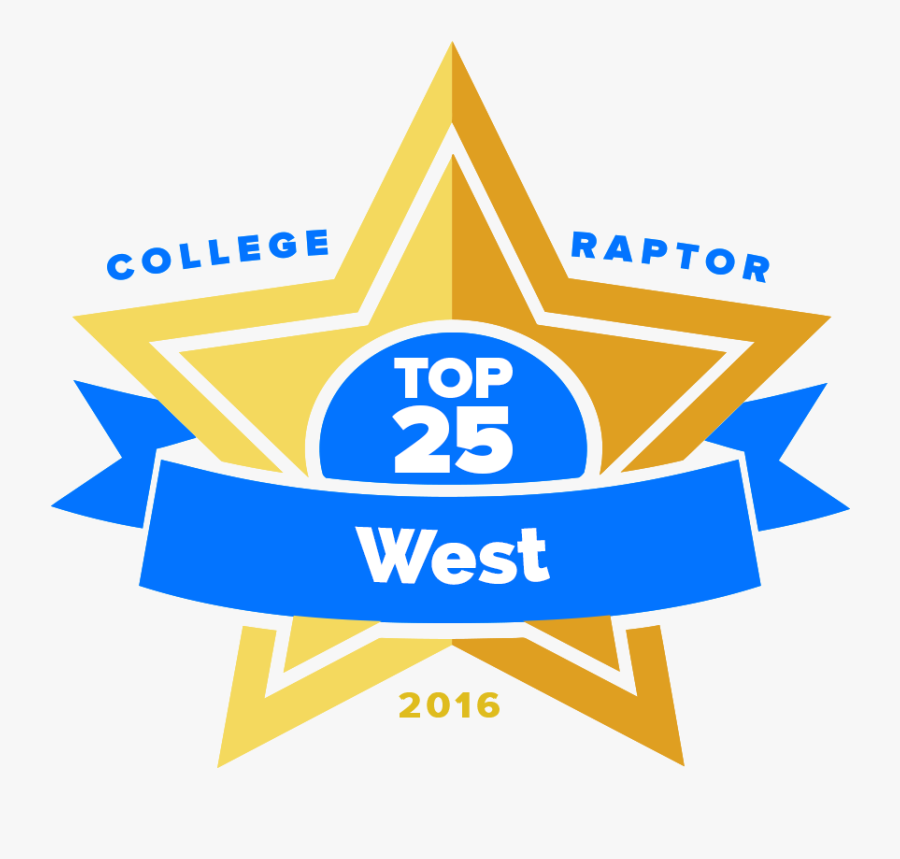 Here Are Our Best Colleges In The West For 2016 - Small College, Transparent Clipart