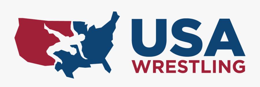 Usa Wrestling Logo Free Transparent Clipart Clipartkey