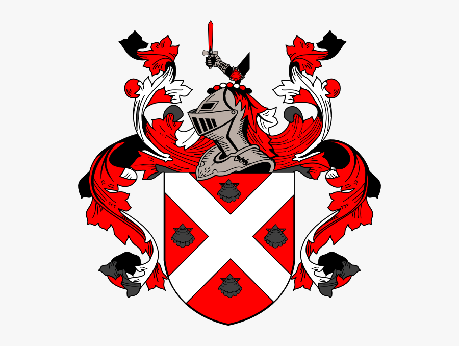 Coat Of Arms Bravery, Transparent Clipart