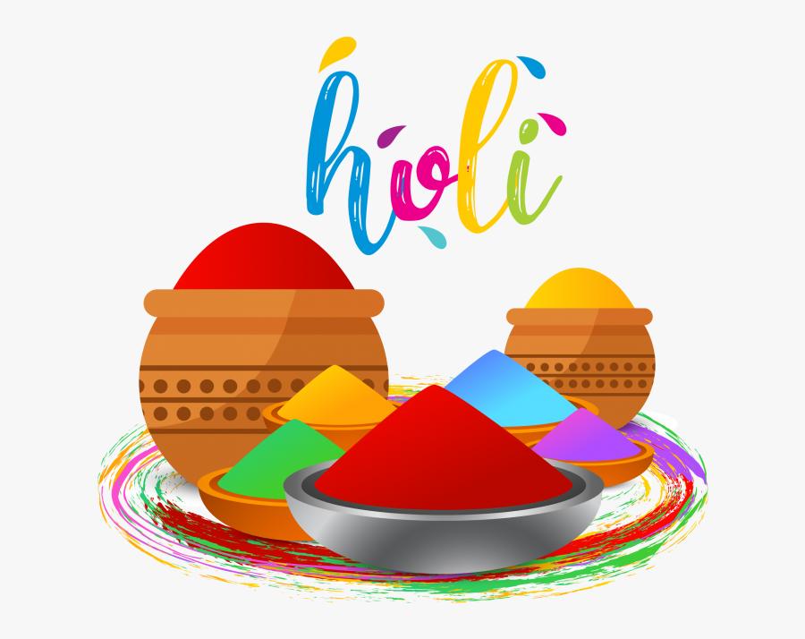 Holi Color Png - Holi Images Png Hd, Transparent Clipart
