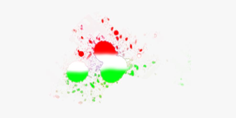 Holi Png Image - Holi Face Color Png, Transparent Clipart