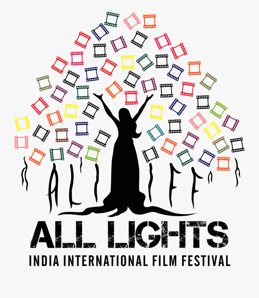 All Lights India International Film Festival Clipart - All Lights India International Film Festival, Transparent Clipart