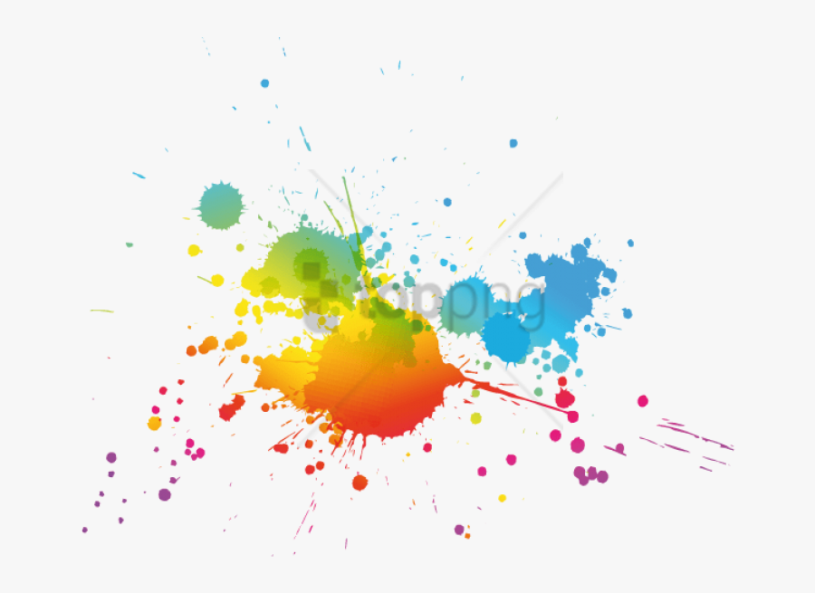 Free Png Color Splash Png Png Image With Transparent - Transparent Color Splash Png, Transparent Clipart