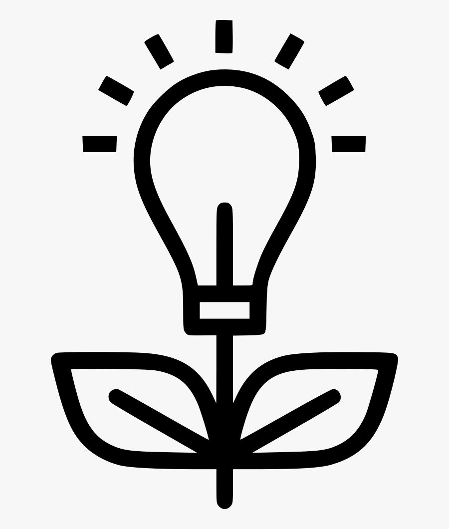 Light Energy Plant Building Save Comments Clipart , - Energy Save Symbol Png, Transparent Clipart