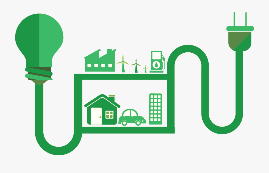 The Energy Saving Household Green Energy Efficient - Business Energy Audit, Transparent Clipart