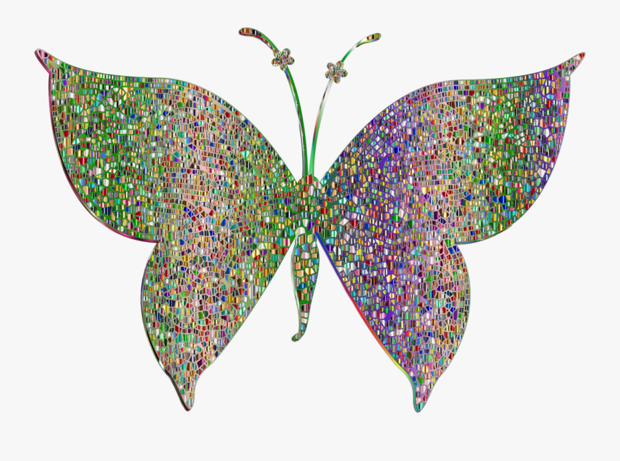Butterfly Moth Insect Computer Icons Color - Clipart The Butterfly Gold, Transparent Clipart