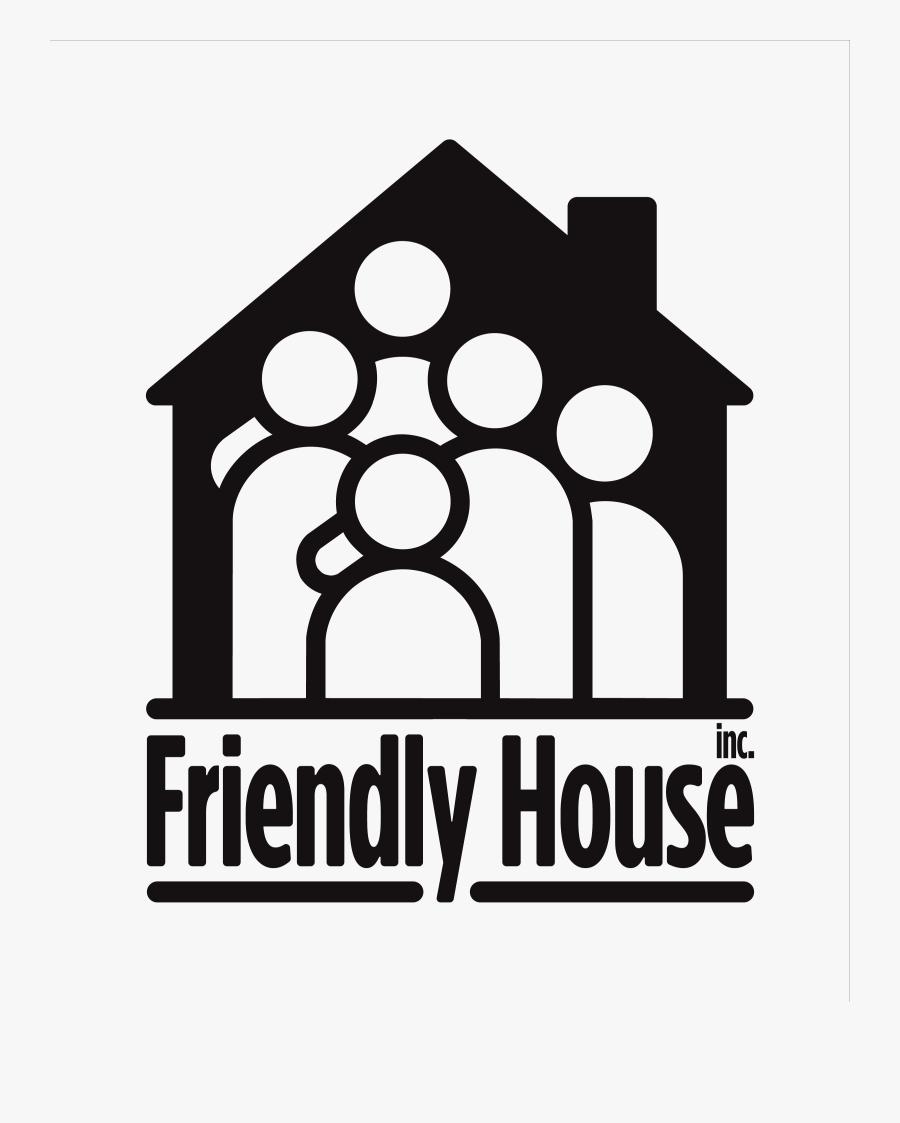 Friendly House Inc - Friendly House Portland Oregon, Transparent Clipart