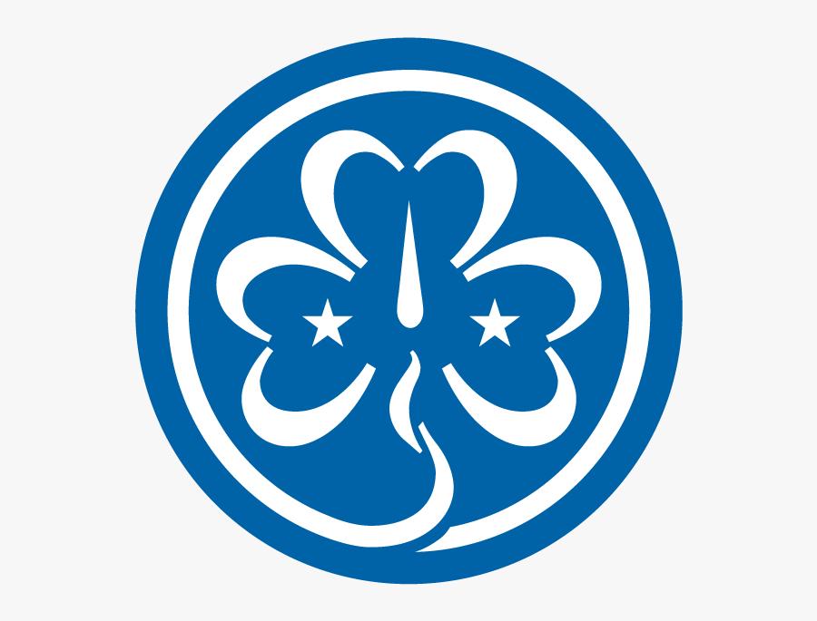 "Logo""s Scouts En Gidsen Vlaanderen - World Association Of Girl Guides And Girl Scouts Logo, Transparent Clipart"