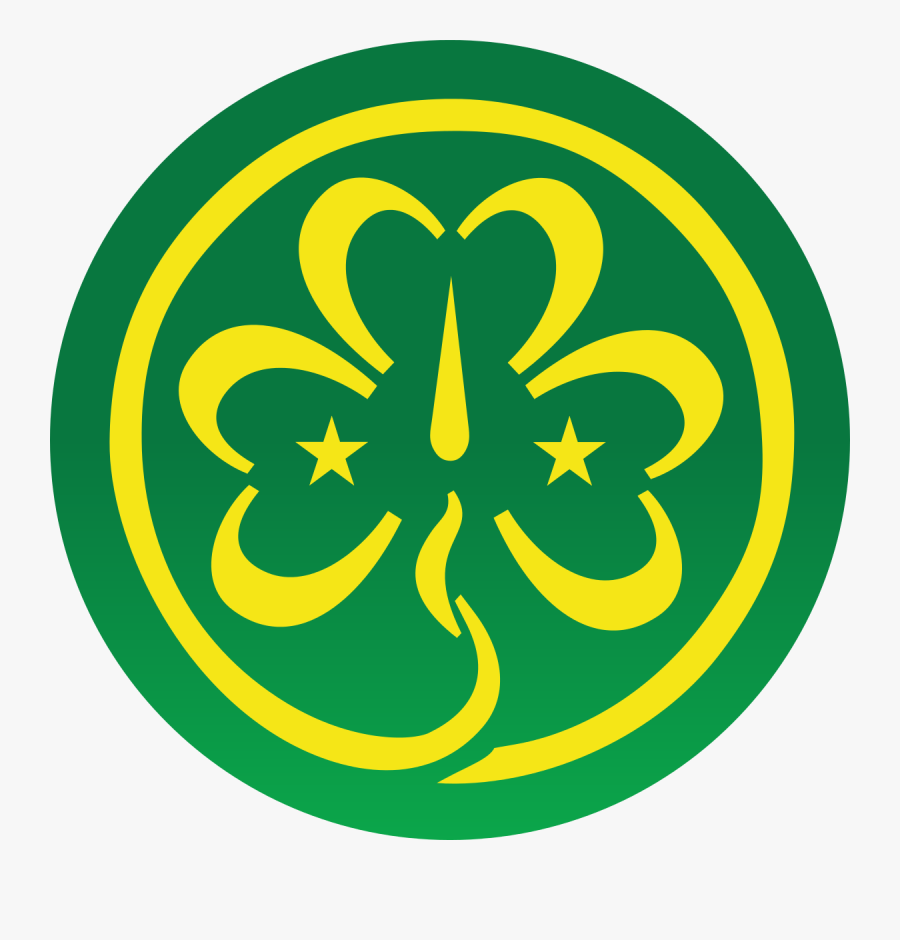 World Association Of Girl Guides And Girl Scouts Logo, Transparent Clipart