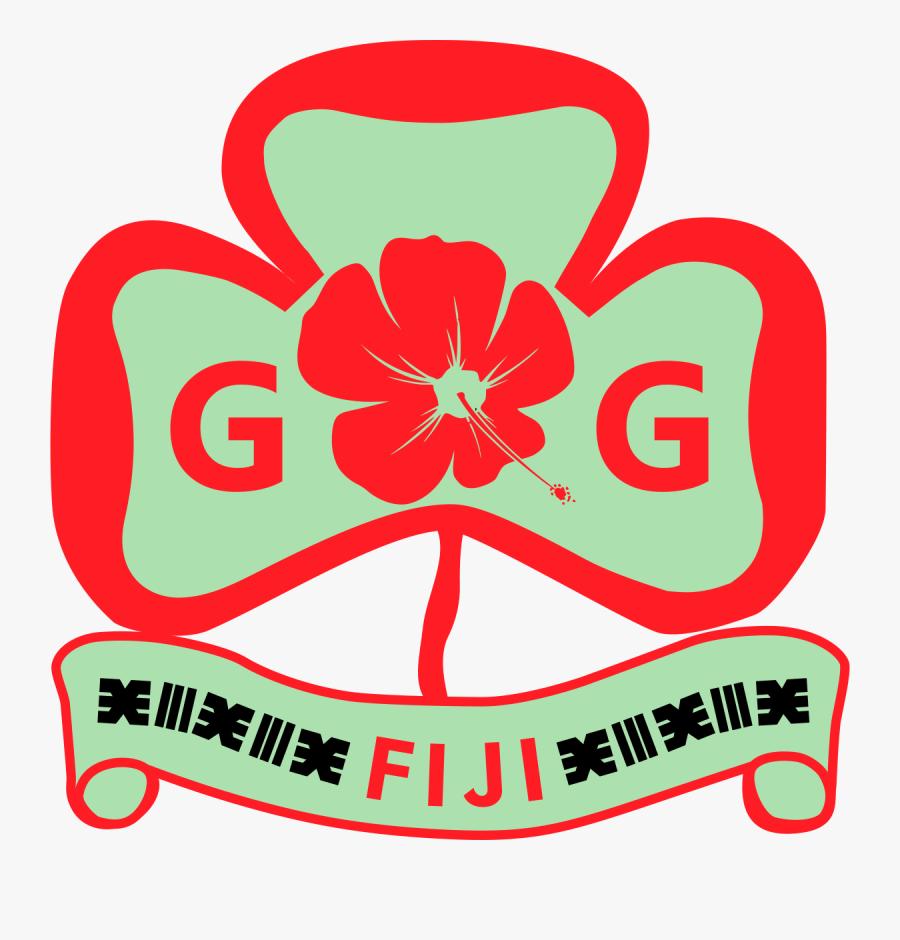 Fiji Girl Guides Logo, Transparent Clipart