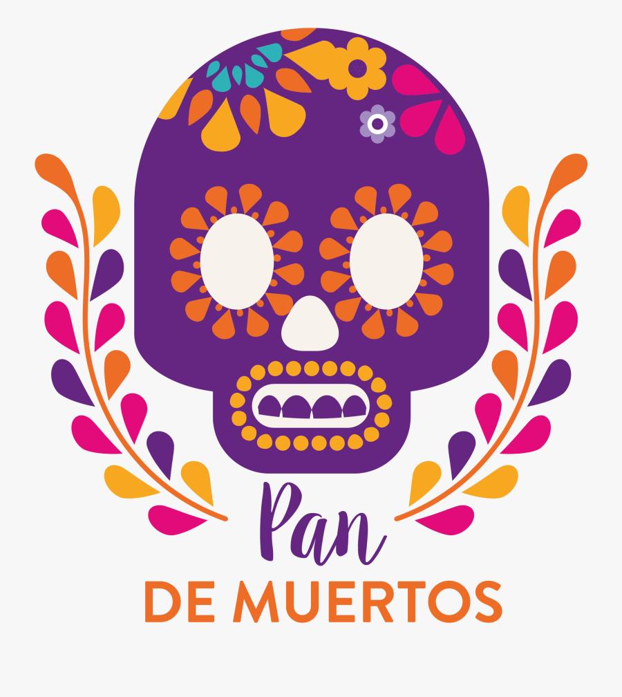 Stickers Dia De Muertos Png, Transparent Clipart