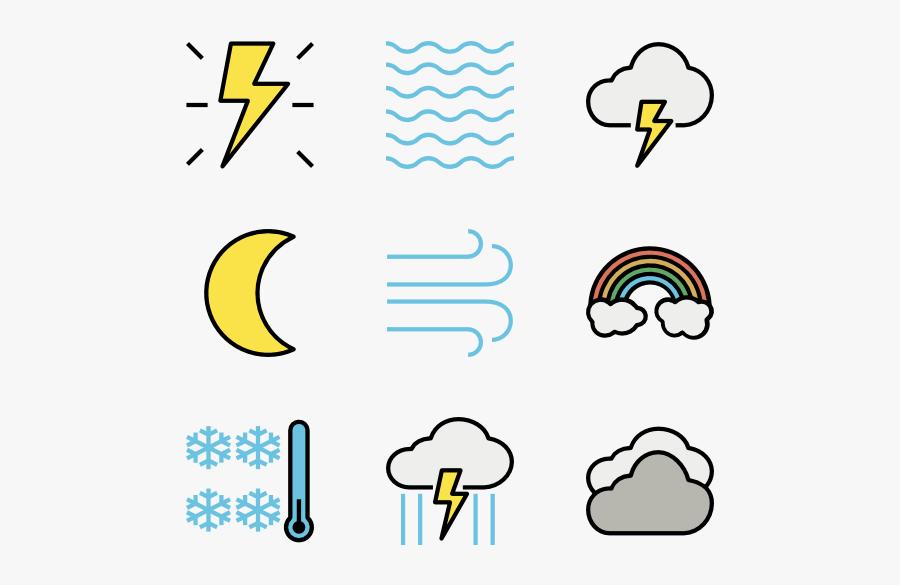Weather, Transparent Clipart
