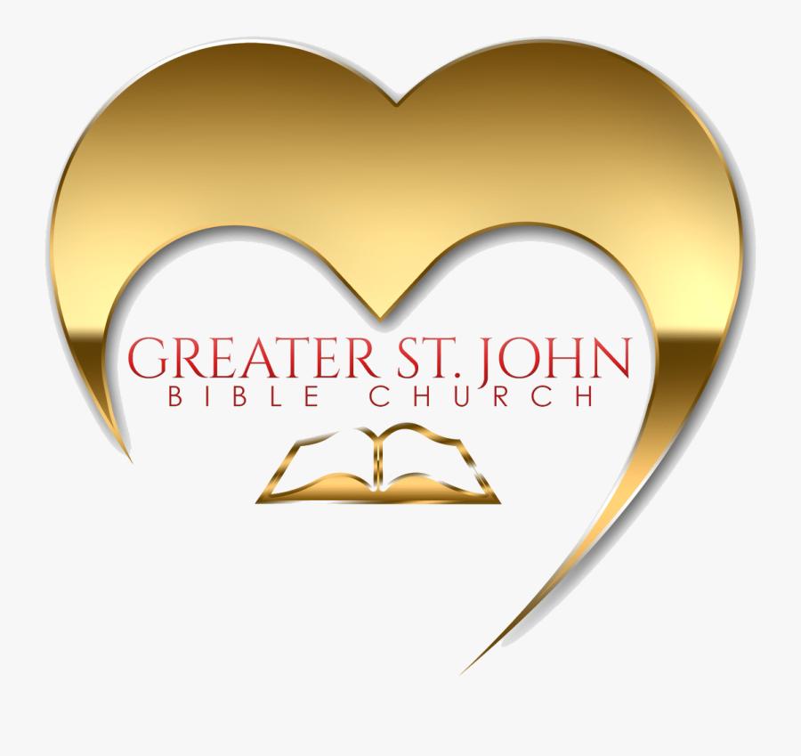 Greater St John Bible Church, Transparent Clipart