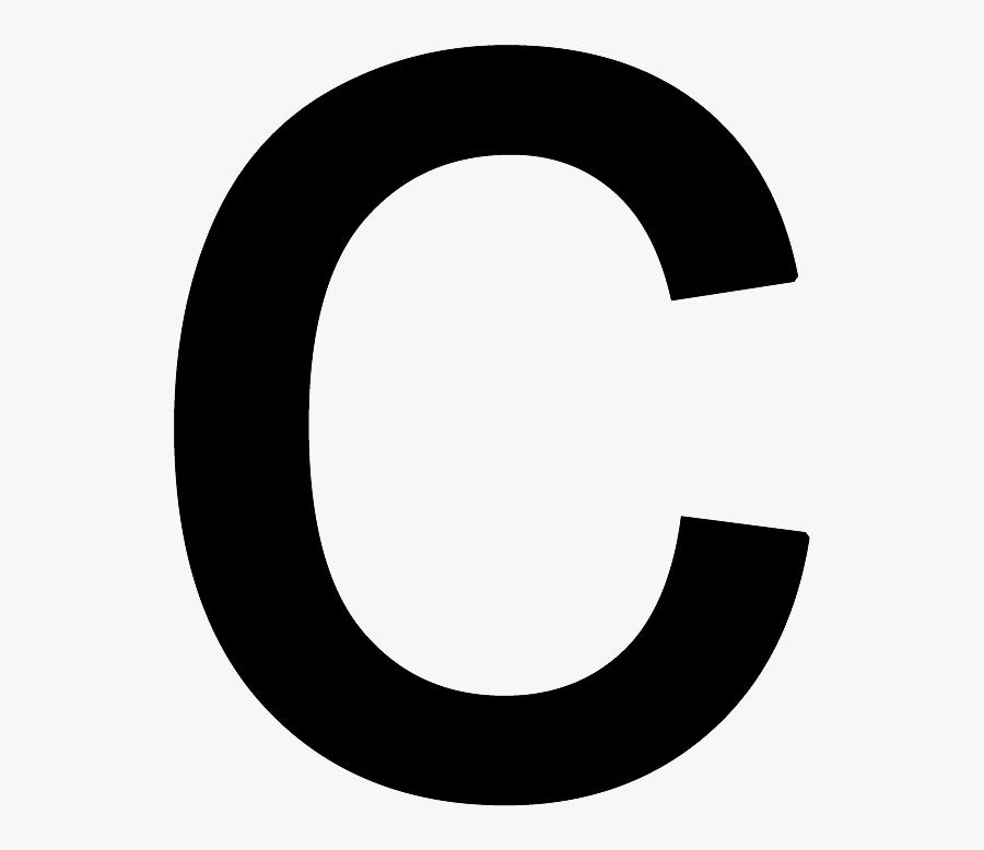 Letter C Png Letter C Transparent Background Free