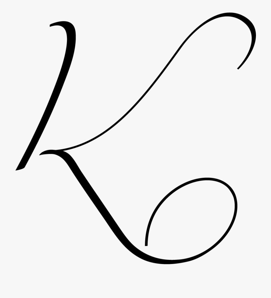 Letter K Download Transparent Png Image - Letter K Hd, Transparent Clipart