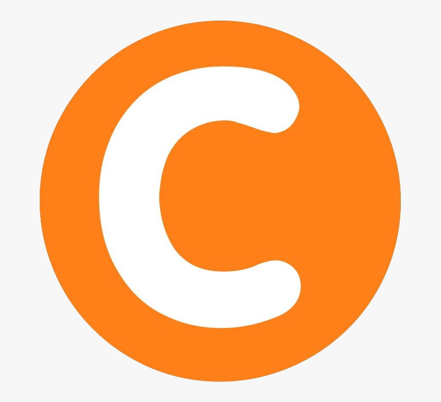 Letter C Png Circle Free Transparent Clipart Clipartkey