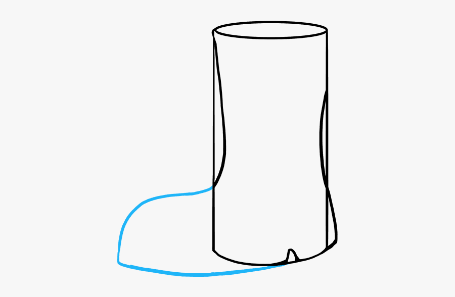 How To Draw Boots, Transparent Clipart