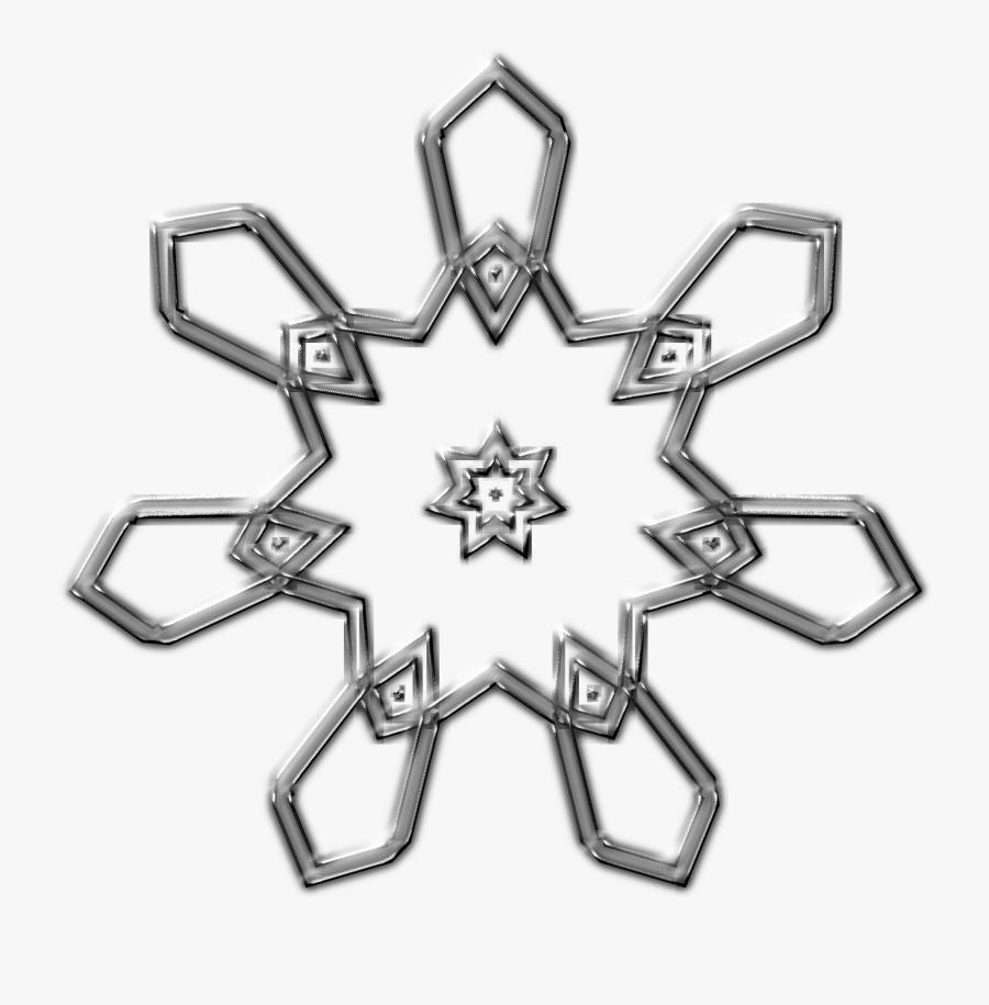 Simple Geometric Design Clip Arts - Simple Png Geometric Design Pattern, Transparent Clipart