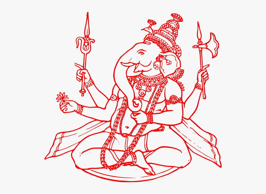 Religion Hindu Png, Transparent Clipart