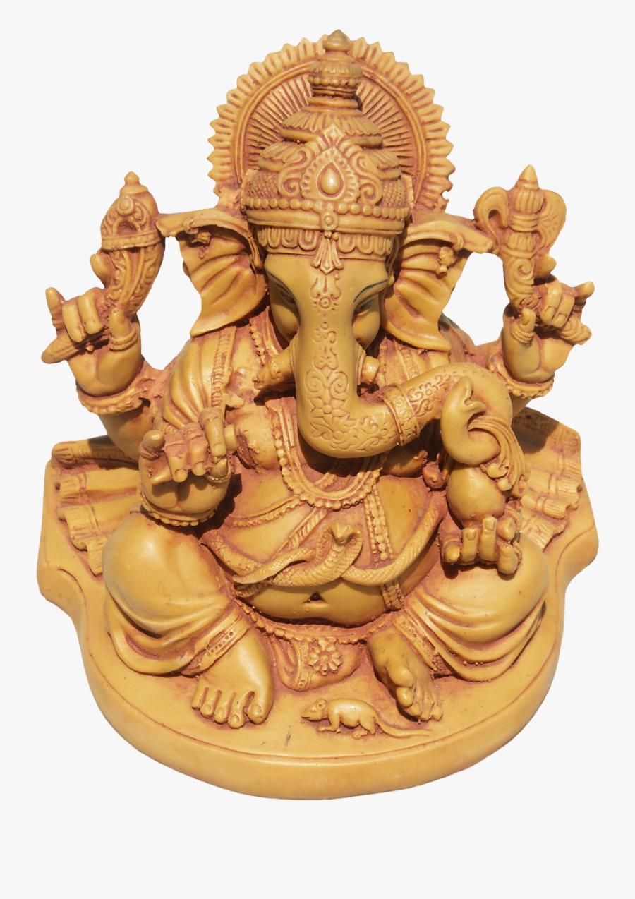 Clip Art Ganesha Buddhism - Transparent Background Ganesha Png, Transparent Clipart