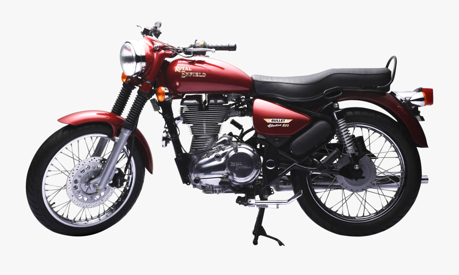 Transparent Motorcycle Clipart Png - Royal Enfield Electra 2012 Model, Transparent Clipart
