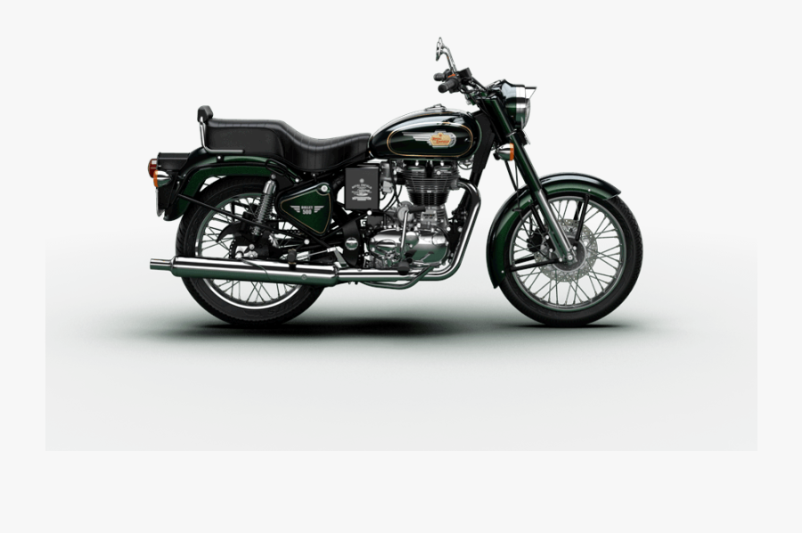 Transparent Jawa Clipart - Royal Enfield New Model, Transparent Clipart