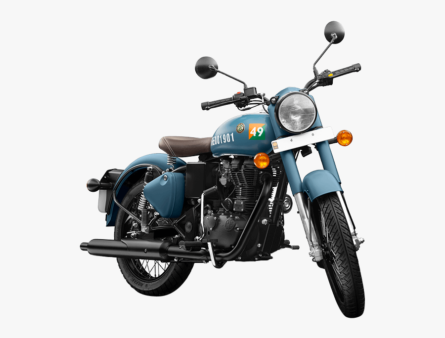 Royal Enfield Png Images - Royal Enfield New Model 2019, Transparent Clipart